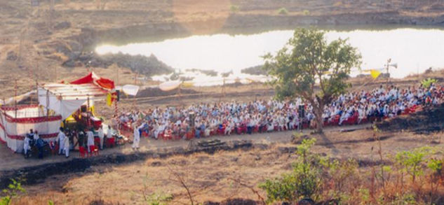 1st Huge Gathering of Well-Wisher & Donors on VSV's Site